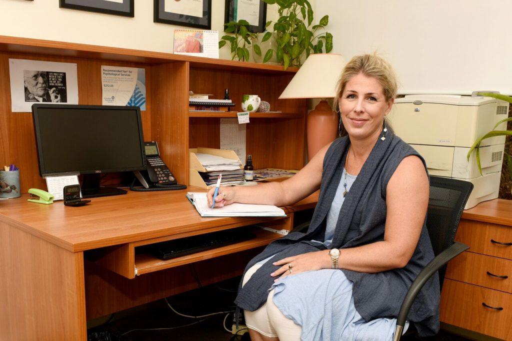 Dr Thamzian Tucker psychologist Langpark Medical Centre